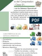 Diapositiva de Sistemas Operativos