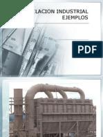Capítulo I, Ejemplos Ventilación Industrial