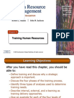 HRM10eChap09- Training Human Resources
