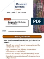 HRM10eChap12- Compensation Strategies and Practices