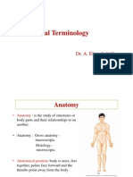 Chap1 Anatomical Terminology