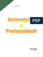 Categorización y Estructuración_Andrés Utrera