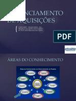 Gerenciamento de Aquisições - Professora Andrieza Vieira - MBIT.ppt