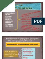 Historia Da Psicologia - Escolas (Filosofia)