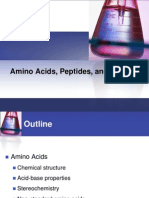 Lec 2 Proteins