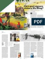Point Lenana, le surreali vicende narrate da Wu Ming 1 e Roberto Santachiara - Il Venerdì  n.1312