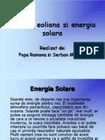 Energia Solara Si Eolianaa