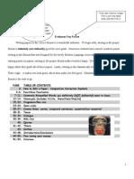 2013 - Freshmen Grammar Packet