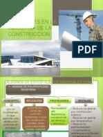 Nuevos Materiales en La Industria de La Construccion Parte III