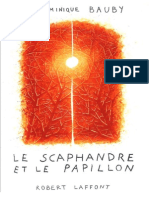 O Escafandro e a Borboleta - Jean Dominique Bauby