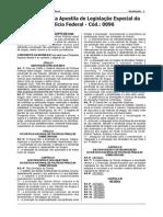 Complemento da Apostila de Legislação da Polícia Federal 0096-20061215