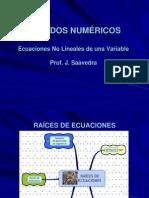 MN Ecuaciones No Lineales JS
