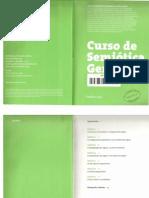 Curso de Semiótica Geral - Lauro (2007)