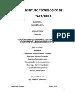 Instituto Tecnologico de Tapachula. Exposicion