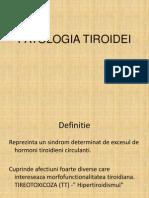 Patologia Tiroidei