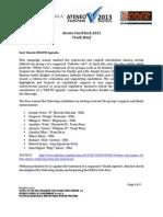10th  Ateneo FactCheck 2013 Project Brief