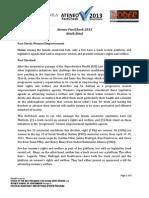 9th Ateneo FactCheck 2013 Project Brief