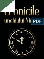 Cronicile Unchiului Victor - Alex Petre Popescu