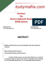 electro  hydrolic  brake