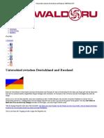 Unterschied zwischen Deutschland und Russland | SEEW ALD.ru - mein Kommentar - bearbeitet - 11. Mai 2013
