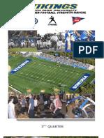2008 Football Manual