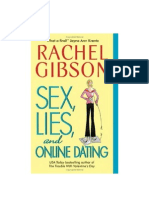 Gibson Rachel - Escritoras 01 - Sex Lies and Online Dating