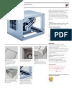 Caja Ventilacion Cvtt