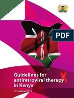 Kenya Treatment Guidelines