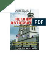 Reforma Ortografica Escribir Bien