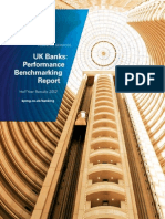 Uk Banks Performance Benchmarking Report Hy 2012