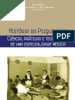2012. História da Psiquiatria [vol2]