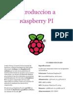 Intro Ducci on Raspberry Pi