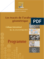 Colloque AAT Programme DV