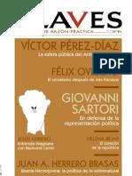 Sartori,  G. - En defensa de la representación política pág3-7