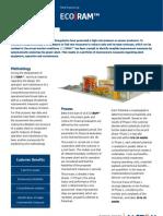 Leaflet - Ecoram - 2011 - En