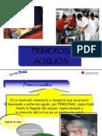 ACETATOS PRIMEROS AUXILIOS