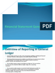 Financial Statement Generator