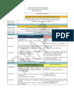 IGT08 - Draft Programme