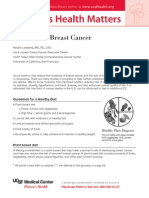 Nutrition & Breast Cancer (illustrated & revised)