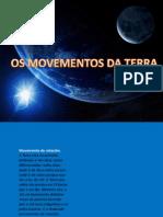 Movementos Da Terra