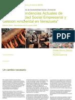 Practicas y Tendencias Actuales de RSE y Gestion Ambiental