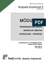 LP2 Modulo E Bibliografía 2013