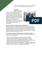 Entrevista Solicitada Por El Diario La Tercera Al Director de Paritarios