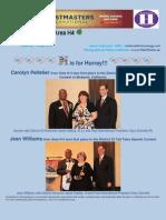 E-Newsletter Area H4 5-2013