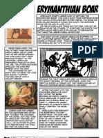 Hercules and the Erymanthian Boar