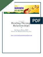 Lesson10 Relationships Hooponopono
