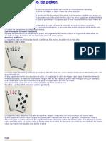 Manual de Manos de Poker