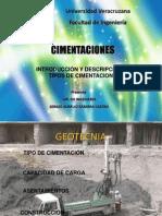 CLASE 1 TIPOS DE CIMENTACIONES.pptx