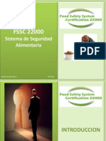 .Presentacion FS 22000