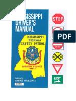 Mississippi Manual 2013